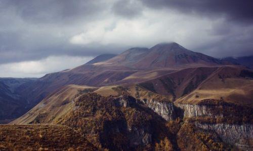 Zdjęcie GRUZJA / Mccheta-Mtianetia / Gruzińska droga wojenna / Kaukaz.