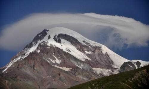 Zdjęcie GRUZJA / Kaukaz / Kazbek / Kazbek