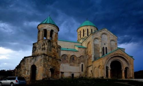 Zdjęcie GRUZJA / zachodnia Gruzja / Kutaisi, wzgórze Ukimerioni / Monastyr Bagrati 2