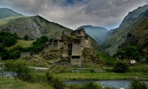 Zdjęcie GRUZJA / Chevsuretia / Chevsuretia / Shatili