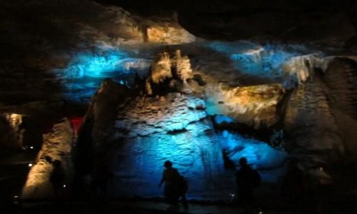 Zdjecie GRUZJA / Kutaisi / Jaskinia Prometeusza / Jaskinia
