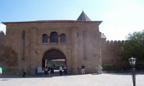 Zdjęcie GRUZJA / Kaukaz / Mccheta  Gruzja / Mccheta (ang. Mtskheta) dawna stolica Gruzji