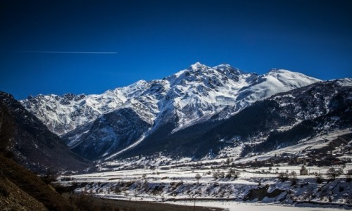 Zdjęcie GRUZJA / Svanetia / Dolina Mulakhi  / Tetnuldi