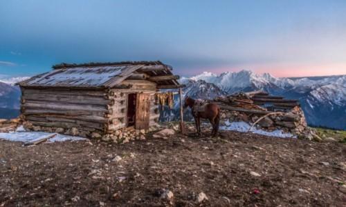 Zdjęcie GRUZJA / -Swanetia / okolice Mestii / Gruzja z Nami Wariatami