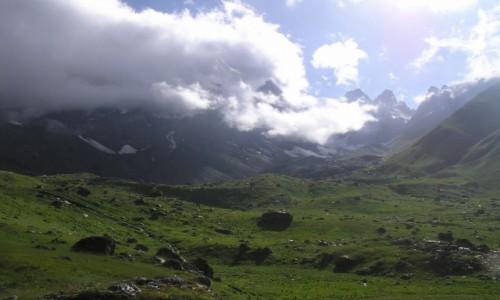 Zdjecie GRUZJA / Tusheti / Tusheti National Park / KAukaz