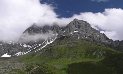 Zdjecie GRUZJA / Tusheti National Park / Tusheti / Kaukaz