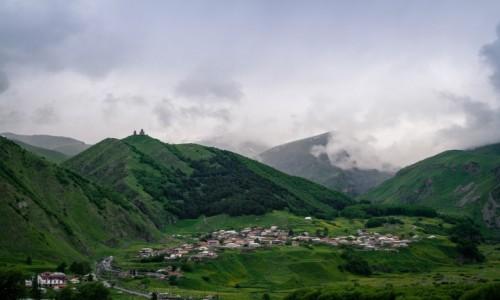 Zdjęcie GRUZJA / Mtskheta / Kazbegi / Gergeti