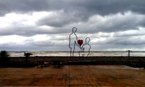 Zdjecie GRUZJA / Adżaria / Batumi / Love
