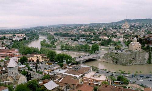 Zdjęcie GRUZJA / brak / Tibilisi / Tibilisi