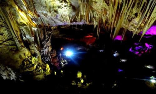 Zdjęcie GRUZJA / Imeretia / Kutaisi / Jaskinia Prometeusza