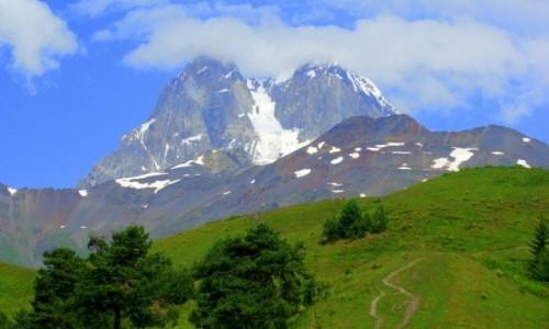 Zdjecie GRUZJA / Swanetia / Mestia / Góry Kaukazu