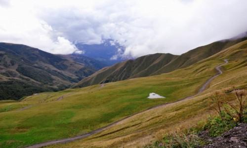 Zdjęcie GRUZJA / Mccheta - Mtianeti / Shatili / Droga do Shatili