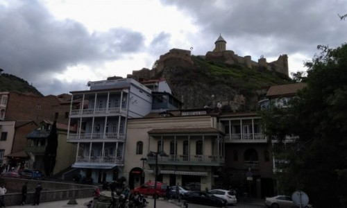 GRUZJA / Tbilisi / Tbilisi / Tbilisi