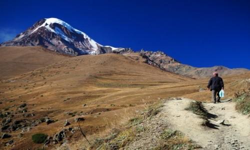 Zdjęcie GRUZJA / Mccheta-Mtianetia / Kazbegi / W górach