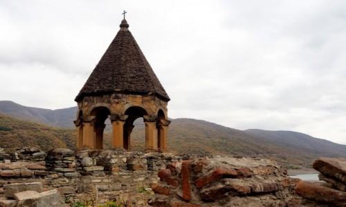 Zdjecie GRUZJA / Mccheta-Mtianetia / Gruzińska Droga Wojenna / Forteca Ananuri