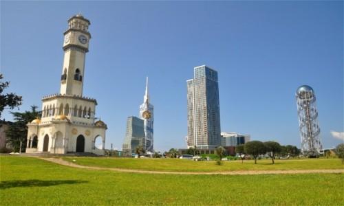 Zdjęcie GRUZJA / Adżaria / Batumi / Miło było wrócić tu po latach