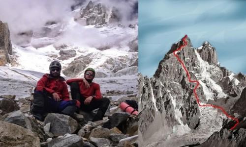 GRUZJA / Swanetia / Ushba / Mount Ushba