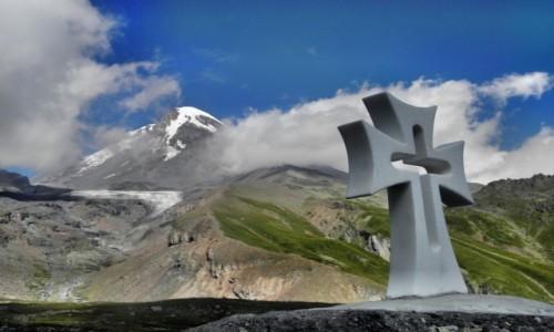 Zdjecie GRUZJA / Mccheta-Mtianetia / Kazbek / w drodze na Kazbek
