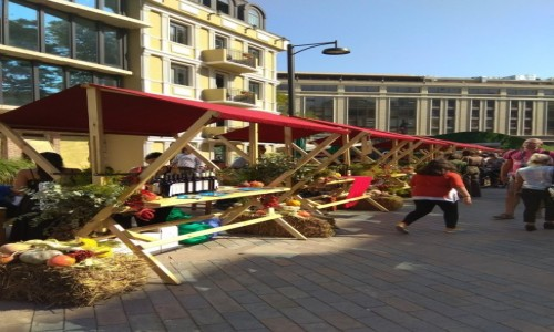 Zdjecie GRUZJA / Tbilisi / Tbilisi / Festiwal wina