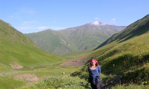 Zdjecie GRUZJA / brak / Kaukaz / Juta, mój raj na ziemi....