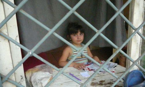 Zdjecie GRUZJA / Tbilisi / Obóz uchodźców / uchodźcy