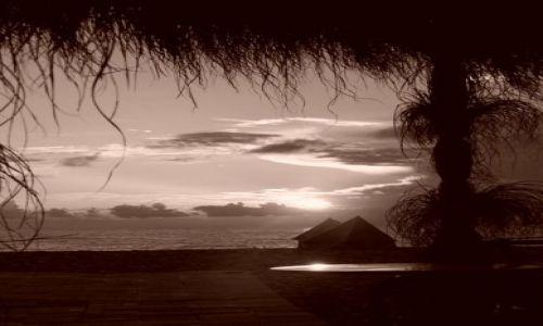 Zdjecie GRUZJA / brak / Gonio / Gonio, zachód słońca...