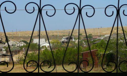 Zdjęcie GRUZJA / okolice Tbilisi / wioska / cichy krajobraz