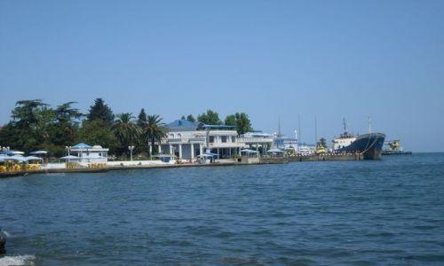 Zdjęcie GRUZJA / Adżaria / Batumi / ... okolice portu...