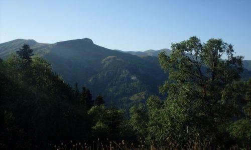 Zdjęcie GRUZJA / Park Narodowy Borżomi-Karaguli / północny-zachód od Atskuri (Atskuri w połowie drogi pomiędzy Borżomi a Akhaltsikhe) / ... szumiący las...