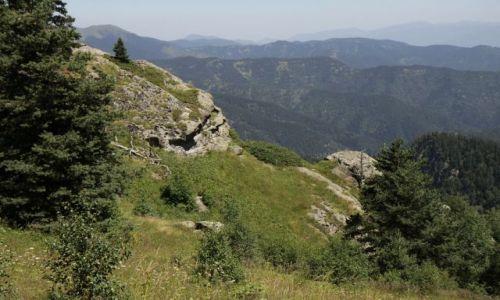 Zdjęcie GRUZJA / Kartlia Wewnętrzna / Borjomi-Karagauli / Trasa nr 2