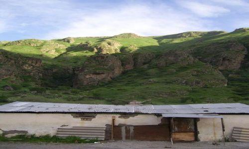 Zdjecie GRUZJA / Samcche-Dżawachetia / okolice Wardzii / Basen