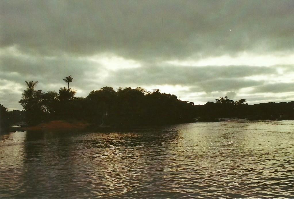 Zdjęcia: Kurupukari, Płd. Gujana, Rzeka Essequibo, GUJANA