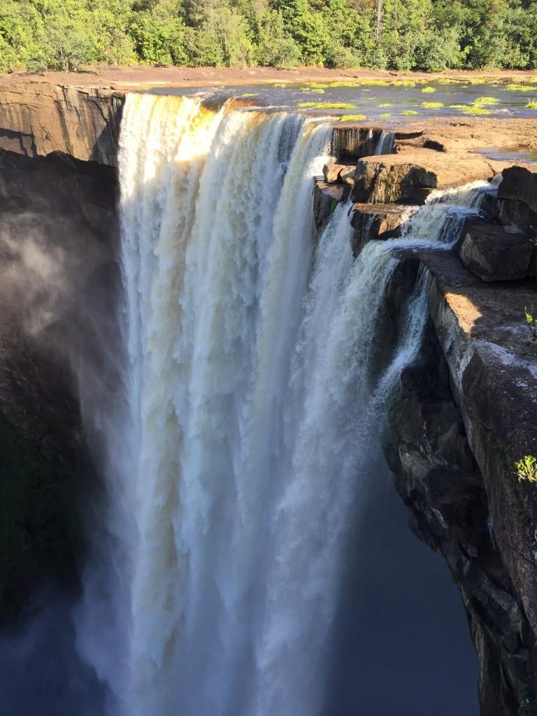 Zdjęcia: Kaiateur Falls, Ameryka Poludniowa, Kaiateur Falls, GUJANA