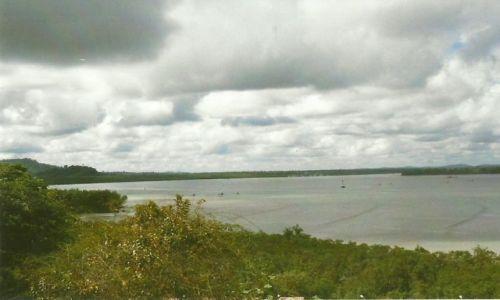 Zdjęcie GUJANA FRANCUSKA / Stolica / Cayenne / Rzeka Cayenne