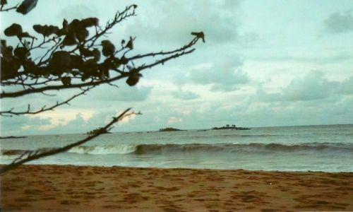 Zdjęcie GUJANA FRANCUSKA / Stolica / Cayenne / Plaża Montjoly
