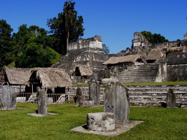 Zdjęcia: Tikal, Peten, Tikal, GWATEMALA