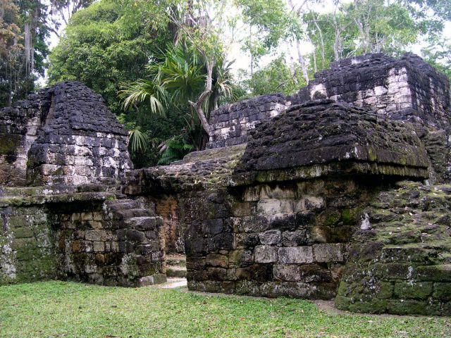 Zdjęcia: Tikal, ruiny i dzungla, GWATEMALA