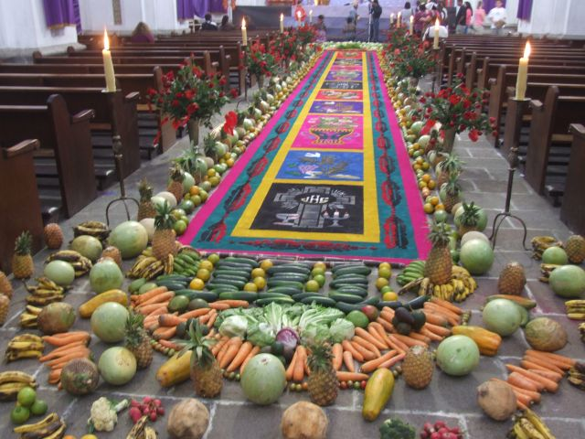 Zdj�cia: Antigua Guatemala, Wielkanoc, GWATEMALA