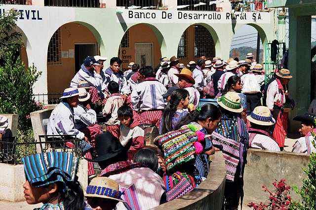 Zdjęcia: Todos Santos, Ludzie z Todos Santos, GWATEMALA