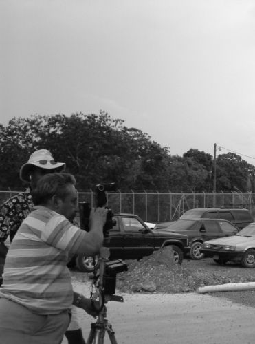 Zdjęcia: Granica państwowa Gwatemala - Belize, Fotograf z Gwatemali, GWATEMALA