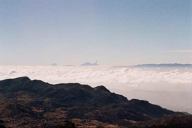 Zdjęcia: Todos Santos, Huehuetenango, La Torre, GWATEMALA