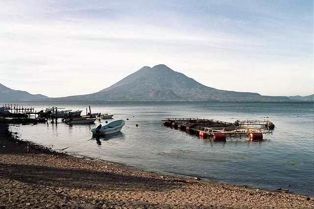 Zdjęcia: Panajachel, Lago de Atitlan, Lago de Atitlan, GWATEMALA