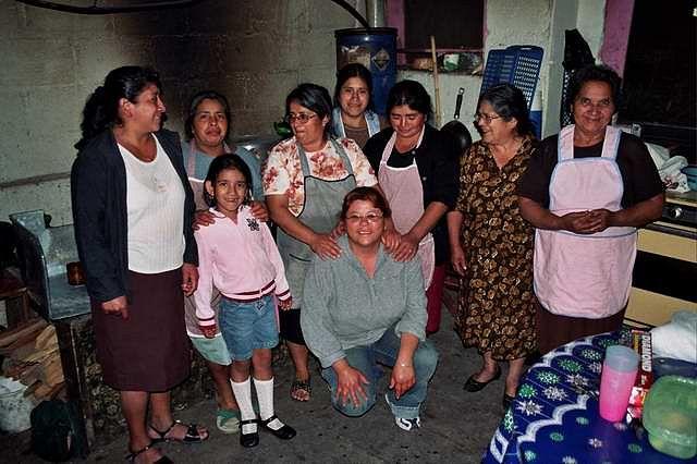 Zdjęcia: Todos Santos, Urodziny dziadka, GWATEMALA