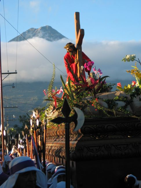 Zdjęcia: Antigua, Sacatepéquez, Semana Santa Guatemala, GWATEMALA