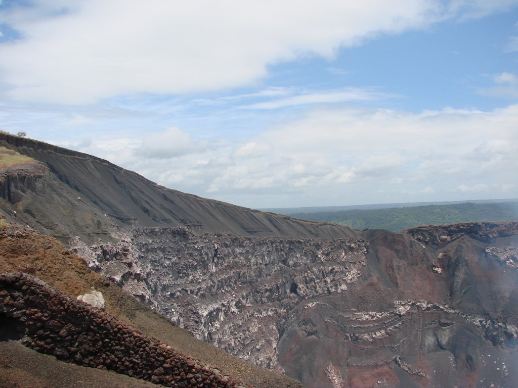 Zdjęcia: Interior, Interior, Brzeg krateru wulkanu Masaya, GWATEMALA