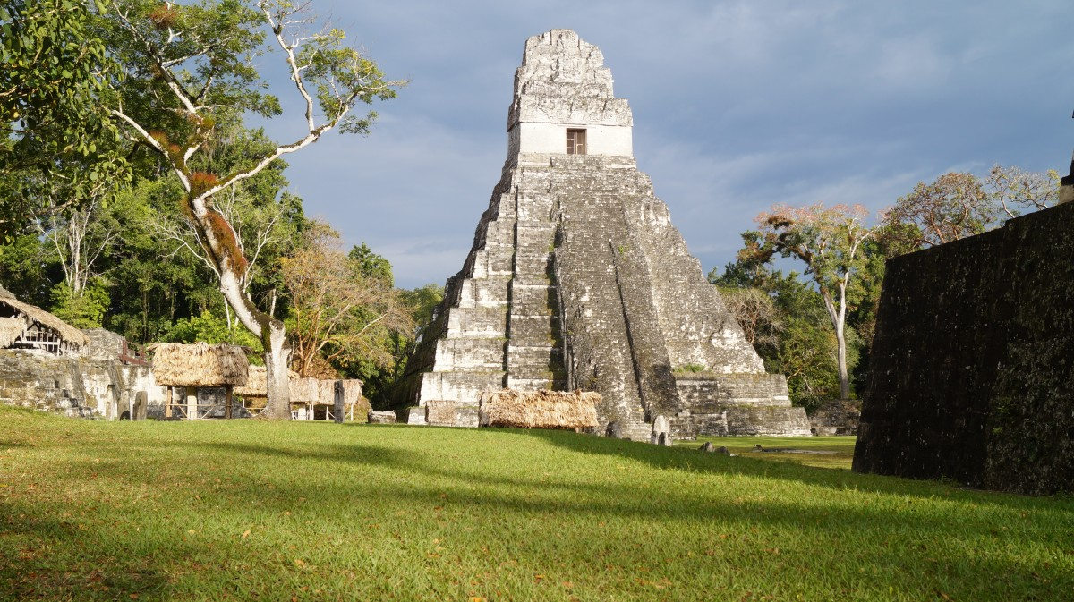 Zdjęcia: Tikal, Tikal, Mistyczne budowle Majów, GWATEMALA
