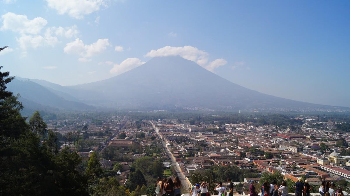 Zdjęcia: Antigua, Antigua, Dawna stolica Gwatemali, GWATEMALA