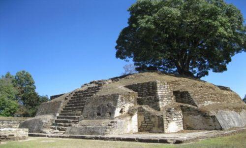 Zdjęcie GWATEMALA / - / Gwatemala / Miasto Majów