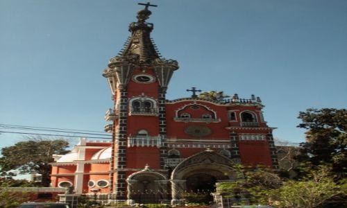 Zdjecie GWATEMALA / Gwatemala City / Kościół Urita / Kościół