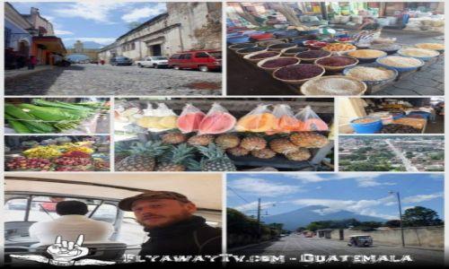 GWATEMALA / Ameryka Centralna / Antigua Guatemala / La Muy Noble y Muy Leal Ciudad de Santiago de los Caballeros de Guatemala
